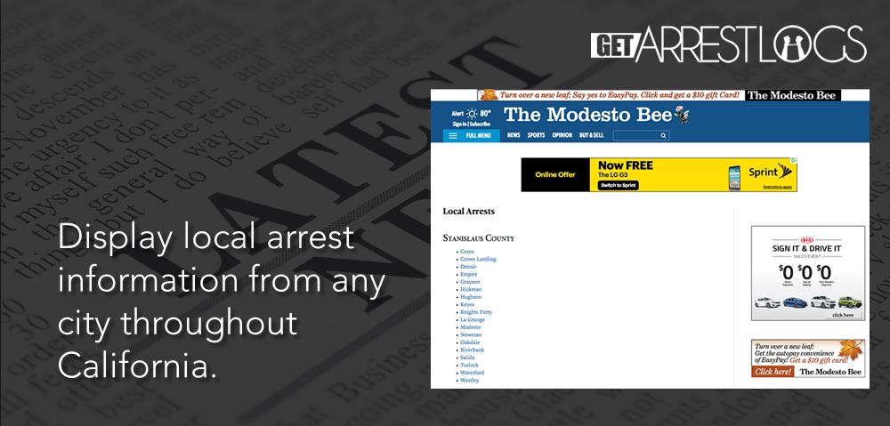 Get Crime LogsHome - Get Crime Logs | Syndicated Arrest News